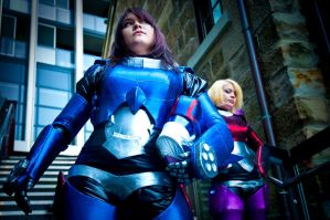 Bubblegum Crisis: Ready by christie-cosplay