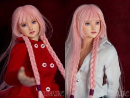 Layla - Custom obitsu doll by naraedoll