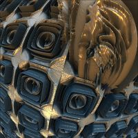 MB2015-445 ... 3D Abstract by Xantipa2