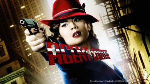 Agent Carter 1 - 1280x720 by PugPrime
