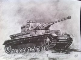 Panzer IV by SafetyPins16
