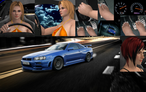 She's Fast... Furious... And Sexy!!!!!! by Leon5cottKennedy