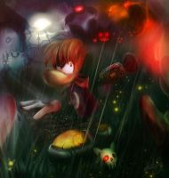 Rayman: Walking Dead by Miatriss