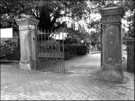 Gore Hill Gates by aesthetique