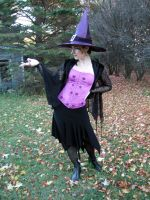 Purple Spider Witch 19 by Stocked-N-Loaded