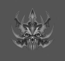Warhammer Shield Study by Dhex
