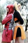 Naruko and Gaara SNJ - We aren't different by ALIS-KAI