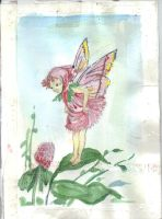 Pink Fairy by CHLI