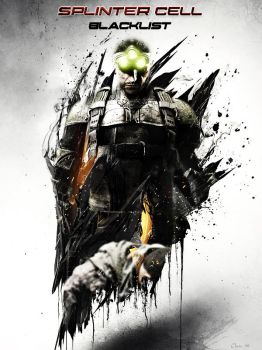 Splinter Cell Blacklist by ChrisTrenteSix