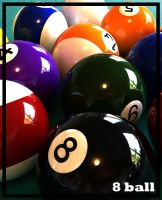 8 Ball by Luxorian
