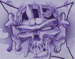 Ballpen-Sketch 9 by ASCOE
