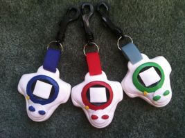 NEW Digimon DPower Digivice SALE 35 each by HeyLookASign