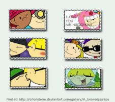 Stamp Love by OrionStorm