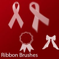 Ribbon Brushes by remygraphics