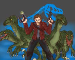 Owen and The Raptors : A Complicate Alliance by createandshow0407