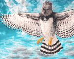 Harpy Eagle (revisited) by Simkaye