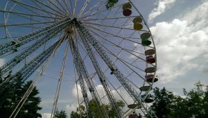 Big Wheel by Baaikha