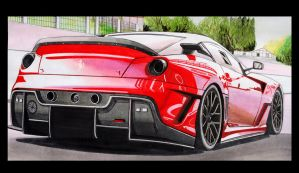 599 GTO by Stephen59300
