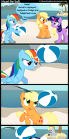 head the ball by Coltsteelstallion