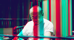 3D anaglyph animated Anthony Hopkins by gogu1234