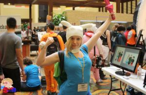 Fiona at Taiyoucon by norrit07