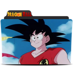 Dragon Ball Folder 818 by lahcenmo