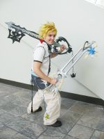 Roxas cosplay 7 by invader-gir