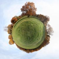 Automn planet by ti-pierre