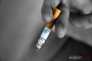 the Cigarette by Robbanmurray