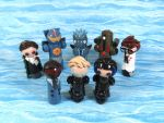 Wobbles: Pacific Rim Group by kitcat4056