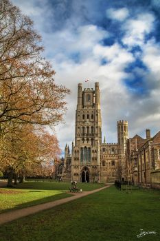 Ely Cathedral III by JuanChaves