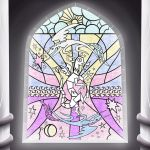 Stained Glass of Discord by Starbat