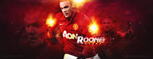 Wayne Rooney for SG Collab.#12 by HararyDP