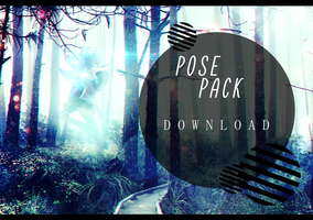 .: Pose pack DOWNLOAD :. by Selena-Ma1i