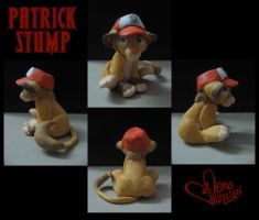 PaTrIcK StUmP ScUlPtUrE by Emo-Hellion