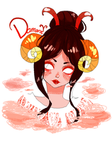 Damara by pielovesdeidei