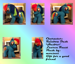 Rainbow Dash for Leilani by mousenet