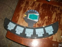 Crow Duel Disk by YuseiFudo14