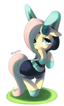 SPY Flutter Shy by Marenlicious