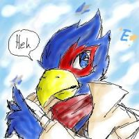 Falco Lombardi by Nintendogal