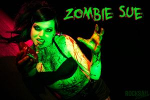Zombie Sue by Rocksau-Pictures