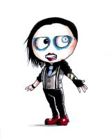 Musicians: Marilyn Manson by Seal-of-Metatron