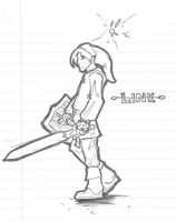 -Link--uncolored by jlewis413
