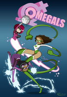 The Omegals by gamepal