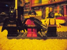 Rogues Gallery 2 by Pho-TasticMathew