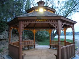 Gazebo by ThreeRingCinema