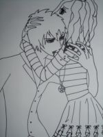 Done Request For EmMaRit8lonely8girl by Lovepiko