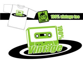 vintage tee 01 by kscness
