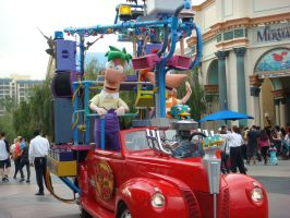 Phineas and Ferb bid farewell to us after dancing by Magic-Kristina-KW