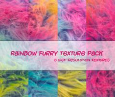 Rainbow Furry Texture Pack by powerpuffjazz